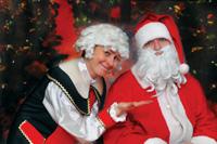 Święty Mikołaj na urlopie