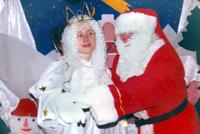 Wędrówki Świętego Mikołaja